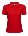 Koszulka polo damska Ladies Heavy Polo 1401 Red.jpg