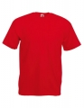 Koszulka t-shirt męska Fruit of The Loom Valueweight T 61-036-0 Red.jpg