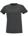 Koszulka t-shirt Fit damska Sol's Imperial L02080 Dark Grey Solid.jpg