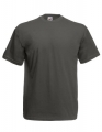 Koszulka t-shirt męska Fruit of The Loom Valueweight T 61-036-0 Light Graphite (Solid).jpg