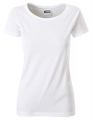 Koszula damska James Nicholson Ladies` Basic-T White.jpg