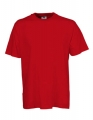 Koszulka t-shirt Tee Jays Basic Tee Red.jpg