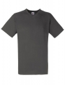 Koszulka t-shirt męska dekolt w serek Fruit of The Loom Valueweight V-Neck F270 Light Graphite Solid.jpg