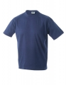 Koszula t-shirt męska James Nicholson Workwear-T Men Navy.jpg
