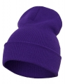 Czapka reklamowa beanie Flexfit Heavyweight Long 1501KC purple.jpg