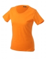 Koszulka t-shirt damska James Nicholson Workwear-T Women Orange.jpg