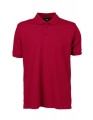 Koszulka polo męska Tee Jays Luxury Stretch Polo 1405 Deep Red.jpg