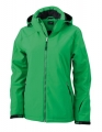 Kurtka zimowa damska James Nicholson Wintersport Softshell JN1053 Green.jpg