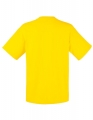 Koszulka t-shirt męska Fruit of The Loom Heavy Cotton T 61-212-0 YellowB.jpg