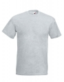 Koszulka t-shirt męska Fruit of The Loom Super Premium 61-044-0 Heather Grey.jpg