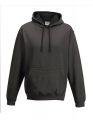 Bluza reklamowa z kapturem Just Hoods Varsity Hoodie JH003 Charcoal Heather Jet Black.jpg
