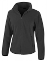 Damski polar firmowy Result Fashion Fit Outdoor Fleece R220F Black.jpg