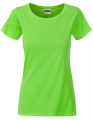 Koszula damska James Nicholson Ladies` Basic-T Light Lime Green.jpg