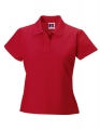 Koszulka polo damska Ladies´ Ultimate Cotton Polo R-577F-0 Classic Red.jpg