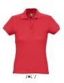 Koszulka polo damska Sol's Women´s Polo Passion 11338 Red.jpg