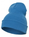 Czapka reklamowa beanie Flexfit Heavyweight Long 1501KC carolina blue.jpg