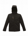 Męski Softshell Regatta X-Pro Repeller TRA660 Black.jpg