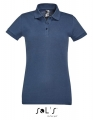 Koszulka polo damska Sols' Women´s Polo Shirt Perfect 11347 Denim.jpg