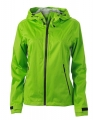 Damska kurtka Softshell James Nicholson Outdoor JN1097 Spring Green Iron Grey.jpg