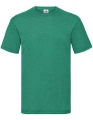 Koszulka t-shirt męska Fruit of The Loom Valueweight T 61-036-0 Retro Heather Green.jpg