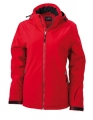 Kurtka zimowa damska James Nicholson Wintersport Softshell JN1053 Red.jpg