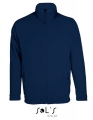 Polar męski Sol's Micro Fleece Zipped Jacket Nova Men 00586 Navy.jpg
