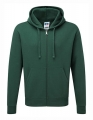 Bluza męska firmowa z kapturem Russell Authentic R-266M-0 Bottle Green.jpg