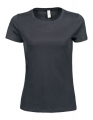 Koszula t-shirt damska Tee Jays Ladies Luxury Tee Dark Grey Solid.jpg