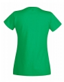 Koszulka t-shirt damska Fruit of The Loom Valueweight T Lady-Fit 61-372-0 Kelly GreenB.jpg