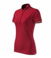 Koszulka polo damska Adler Perfection Plain 253 71-formula red.jpg