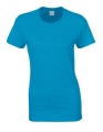 Koszulka t-shirt reklamowa damska Gildan Heavy Cotton™ Ladies´ T-Shirt 5000L Heather Saphire.jpg