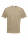 Koszulka t-shirt męska Fruit of The Loom Valueweight T 61-036-0 Khaki.jpg