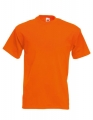 Koszulka t-shirt męska Fruit of The Loom Super Premium 61-044-0 Orange.jpg