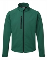 Męska kurtka softshell Russell Jacket R-140M-0 Bottle Green.jpg