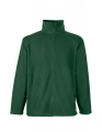 Polar męski Fruit of the Loom Fleece Jacket 62-510-0 Bottle Green.jpg