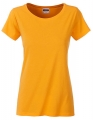 Koszula damska James Nicholson Ladies` Basic-T Gold Yellow.jpg