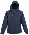 Kurtka softshell z kapturem James Ross Bolzano navy.png