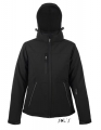 Kurtka softshell ocieplana Sol's Rock Women Black.jpg