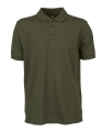 Koszulka polo męska Tee Jays Luxury Stretch Polo 1405 Olive.jpg