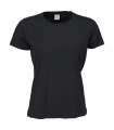 Koszulka t-shirt damska Tee Jays Ladies` Sof Tee Dark Grey.jpg