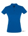 Koszulka polo damska Sols' Women´s Polo Shirt Perfect 11347 Royal Blue.jpg