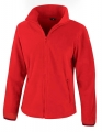 Damski polar firmowy Result Fashion Fit Outdoor Fleece R220F Flame Red.jpg