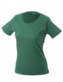 Koszulka t-shirt damska James Nicholson Workwear-T Women Dark Green.jpg