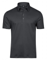Koszulka polo męska Tee Jays Pima Cotton dark grey.jpg