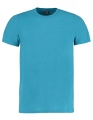 Koszulka t-shirt męska Superwash® 60 º T Shirt Fashion Fit KK504 Turqoise Marl.jpg