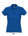 Koszulka polo damska Sol's Women´s Polo Passion 11338 Royal Blue.jpg