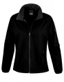 Damski Softshell Result Printable Soft Shell Jacket R231F Black Black.jpg