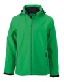 Kurtka zimowa męska James Nicholson Wintersport Softshell JN 1054 Green.jpg