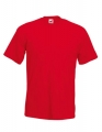 Koszulka t-shirt męska Fruit of The Loom Super Premium 61-044-0 Red.jpg