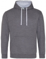 Bluza reklamowa z kapturem Just Hoods Varsity Hoodie JH003 Charcoal Heather Grey.jpg